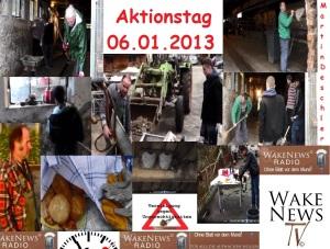 Aktionstag 06.01.2013 Martin Deschler