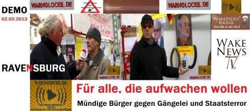 Demo 02.03.2012 Ravensburg