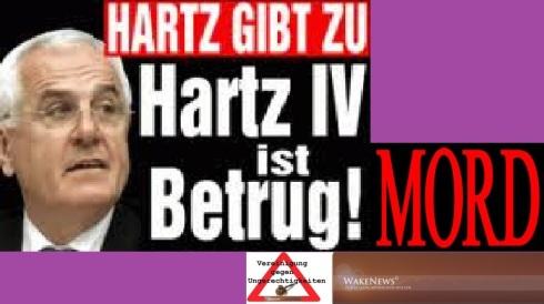 Hartz IV ist Mord