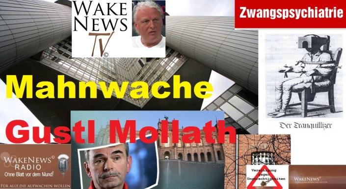 Mahnwache Gustl Mollath