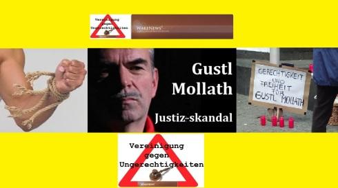 Freiheit für Gustl Mollath