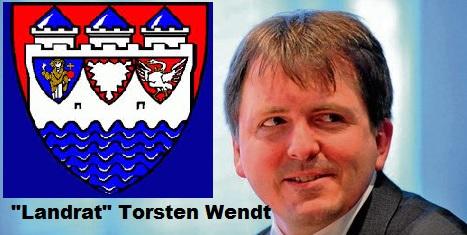 Landrat Torsten Wendt Kreis Steinburg Niedersachsen