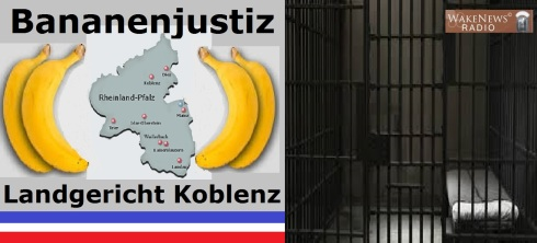 Bananenjustiz Landgericht Koblenz