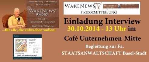 Einladung Interview Café Unternehmen-Mitte mit Detlev+Logo 20141030