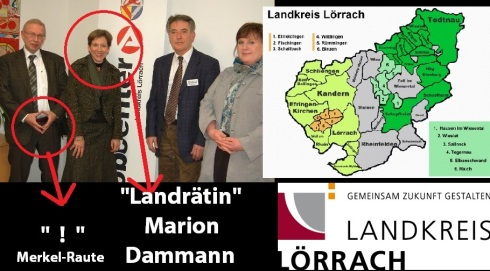 Landrätin Marion Dammann