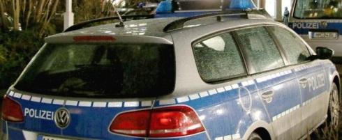 VW Passat POLIZEIwagen