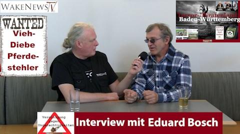 STAATS - Terroropfer Eduard Bosch in Baden-Württemberg