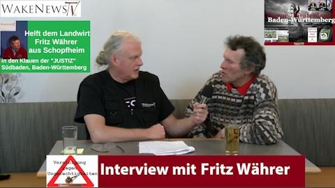 STAATS - Terroropfer Fritz Währer in Baden-Württemberg