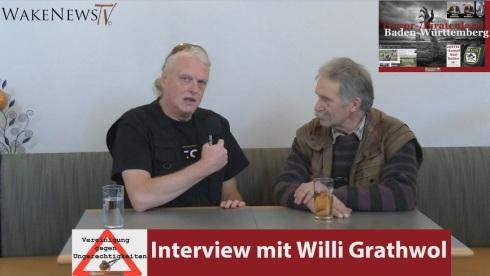 STAATS - Terroropfer Willi Grathwol in Baden-Württemberg