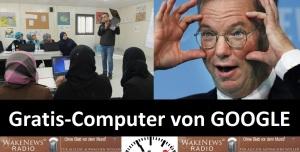 Gratis Computer von GOOGLE