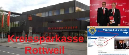 KSK Rottweil Reiser Geheimloge