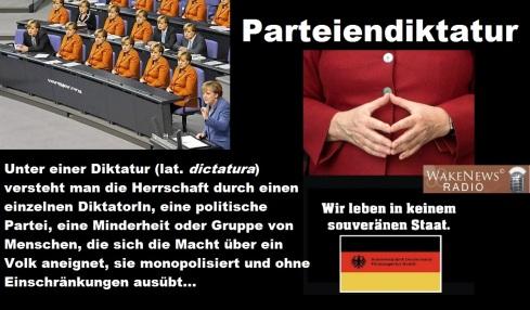 Parteiendiktatur