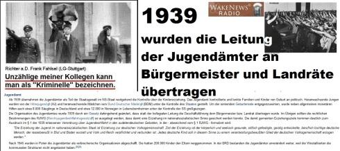 1939 Jugendämter NS-Zeit
