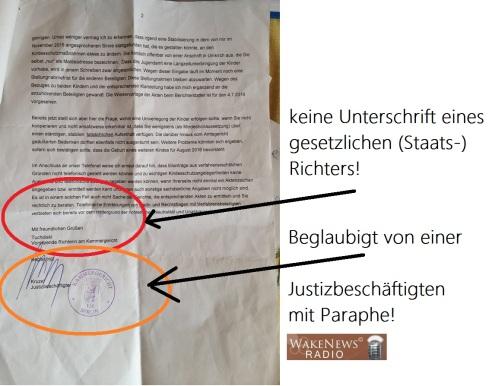 rechtungültiger Beschluss Kammergericht Berlin