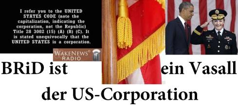 BRiD ist ein Vasall der US-Corporation