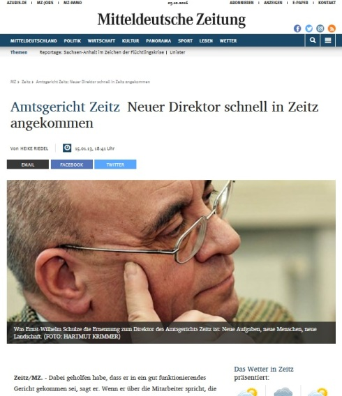 ernst-wilhelm-schulze-ag-zeitz-mitteldeutsche-zeitung
